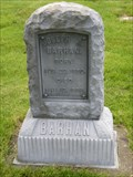 Image for Joseph A. Barhan - Bethany Pioneer Cemetery - Marion County, Oregon