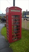 Image for Red Telephone Box - Ratcliff Culey, Leicestershire