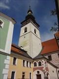 Image for Vyhlídková vež kostela sv. Bartolomeje - Pelhrimov, Czech Republic