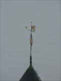 Image for Wheather Vane Dutch Reformed Church - Naaldwijk, NL