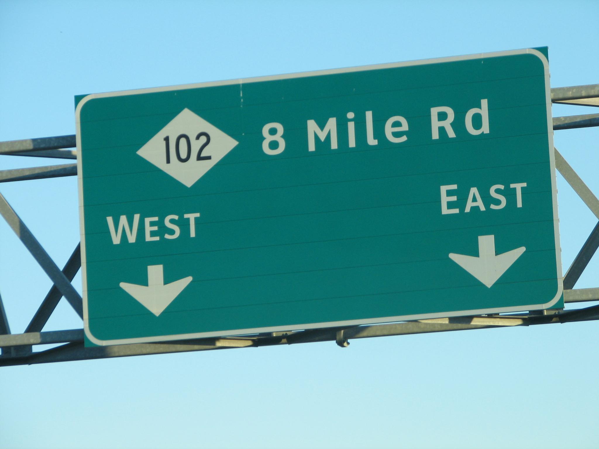8 mile road