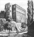 Image for Ruins of castle  by F. A. Heber - Chvateruby, Czech Republic