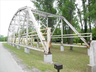 Tom Knight Bridge - Route 66, Catoosa, OK
