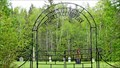 Image for Wood Islands Pioneer Cemetery Gateway Arch - Wood Islands, PEI