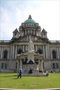 Image for Queen Victoria - City Hall, Belfast, UK