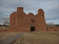 Image for Quarai Ruins - Salinas Pueblo Missions National Monument - Mountainair, New Mexico