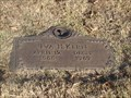 Image for 101 - Iva H. Kern - Rose Hill Burial Park - OKC, OK