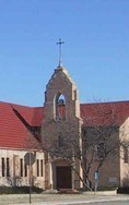 Image for 1st Presbyterian Church Bell Tower ~ Canadian, TX