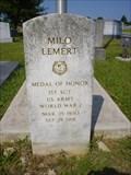 Image for Milo Lemert - Crossville, TN