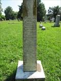 Image for Masonic Cemetery - Farmington, Missouri