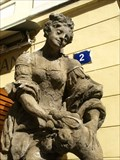 Image for Alegorie Štedrosti /  Allegory of Generosity, Praha, Czech republic