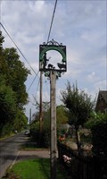 Image for Pictorial village sign: Palehouse Common- East Sussex