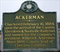 Image for Ackerman - Ackerman, Mississippi