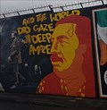 Image for The World Did Gaze In Deep Amaze - International Wall, Divis Street - Belfast