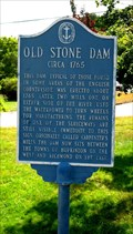 Image for Old Stone Dam - Hope Valley, RI