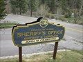 Image for Alpine County Sheriff- Markleeville, CA