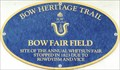 Image for Bow Fair Field - Fairfield Road, London, UK