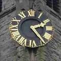 Image for Clock, St. Nicholas' Church, Alcester, Warwickshire, England