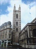 Image for St Mary Aldermary - Watling Street, London, UK
