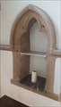Image for Piscina - St Mary the Virgin - Wansford, Cambridgeshire
