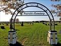 Image for St. Patrick's Catholic Church Cemetery - Bayside, PEI