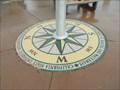 Image for SacStateAquatic Center Compass -  CA