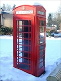 Image for Red Telephone Box - Dangersen, Germany