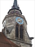 Image for Clock of Stiftkirche - Tübingen, Germany, BW