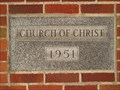 Image for 1951 - Church of Christ - Webster City, IA