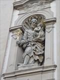 Image for Sv. Josef  - kostel Sv. Jana Nepomuckého, Praha, CZ
