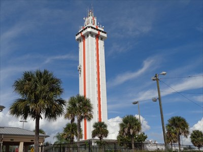 veritas vita visited Florida Citrus Tower