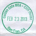Image for Cliff House Passport Stamp - San Francisco, CA