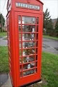 Image for Red Telephone Box - Willoughby, Warwickshire, CV23 8BG