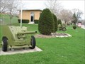 Image for Lyons (IL) World War 1 Memorial, Artillery Display and Eternal Flame