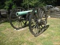 Image for 24 Pound Howitzer Cannon - Brotherton Cabin - Chickamauga National Battlefield