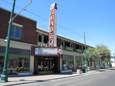 rialto theatre tucson arizona vintage movie theaters