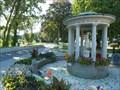 Image for Trinkbrunnen in the spa park Bad Vilbel - Hessen / Germany