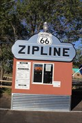 Image for Route 66 Zipline -- Williams AZ