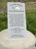 Image for Willow Creek Mine Explosion Memorial - Castle Gate, Utah