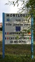 Image for Jumelage à Montlouis ur Loire - France
