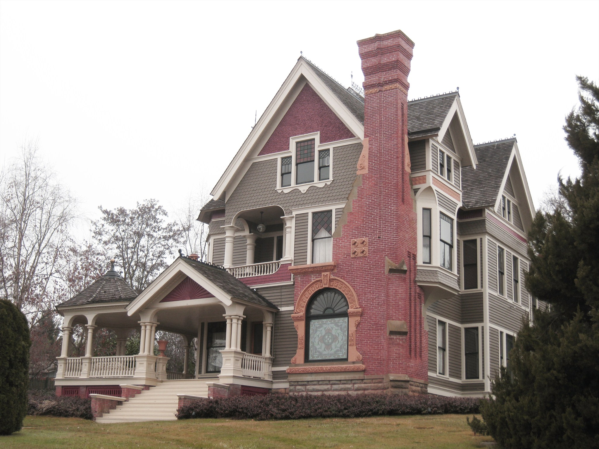 Nunan house jacksonville historic district for House builders oregon