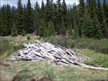 Image for Wilderness Cabin - San Isabel National Forest; Chaffee County, CO
