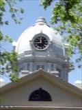 Image for Mason County Courthouse Clock - Mason, TX
