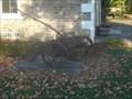 Image for J.I. Case Single-Row Horse-Drawn Plough - Hartland, NY