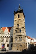 Image for Tower of New Town Hall / Vez Novomestske radnice - Prague
