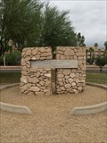 Image for Gregory of Narek - Wesley Bolin Plaza - Phoenix, AZ