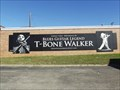 Image for Mural honors blues legend - Linden, TX