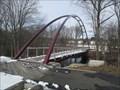 Image for Harvest River Tied Arch Bridge - Boston-Milton, MA