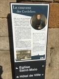 Image for Couvent des Cordeliers de Dinan - France
