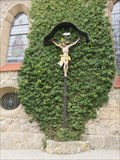 Image for Cross at St. Andreas church, Parsberg